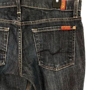 7 for All Mankind Skinny Jean / Roxannne 28